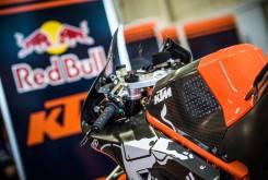 KTM MotoGP Test Austria 2016 03