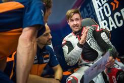 KTM MotoGP Test Austria 2016 10