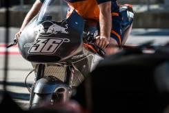 KTM MotoGP Test Austria 2016 14