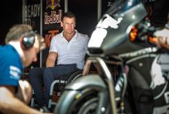 KTM MotoGP Test Austria 2016 15