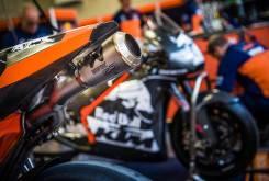 KTM MotoGP Test Austria 2016 20