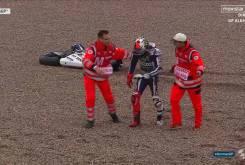 MotoGP Sachsenring 2016 Caída Jorge Lorenzo 02