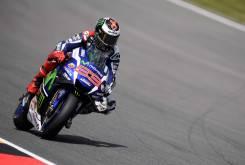 MotoGP Sachsenring 2016 Jorge Lorenzo sabado 01