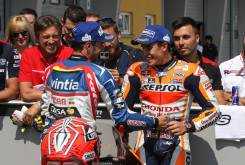 MotoGP Sachsenring Hector Barbera