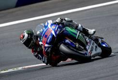 MotoGP Test Austria 2016 Movistar Yamaha 01