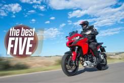 best5 mejores maxi trail asfalticas