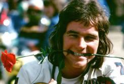 Barry Sheene homenaje Silverstone