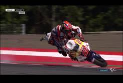 Caida Sam Lowes Austria Moto2 2016 007