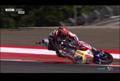 Caida Sam Lowes Austria Moto2 2016 009