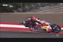 Caida Sam Lowes Austria Moto2 2016 010