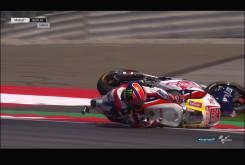 Caida Sam Lowes Austria Moto2 2016 012