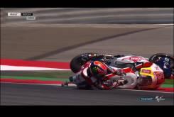 Caida Sam Lowes Austria Moto2 2016 013