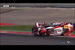 Caida Sam Lowes Austria Moto2 2016 015