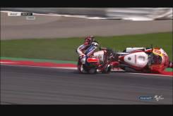 Caida Sam Lowes Austria Moto2 2016 018