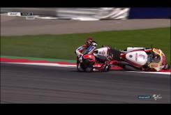 Caida Sam Lowes Austria Moto2 2016 019