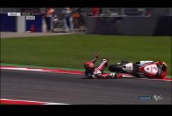 Caida Sam Lowes Austria Moto2 2016 023