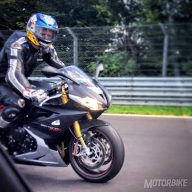 Guy Martin Nurburgring