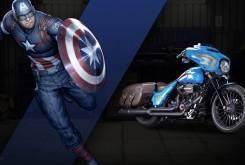 Harley Davidson 2016 Heroes Marvel 001