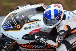 John McPhee Moto3 Brno 2016