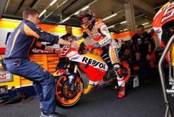 Marc Marquez MotoGP Austria 2016 sabado