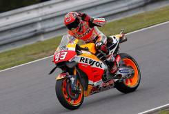 Marc Marquez Pole Position MotoGP Brno 2016 01