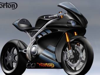 Norton 1200cc V4 Superbike