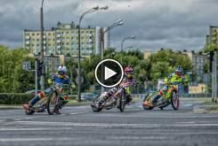 Speedway sobre asfalto en Polonia 0000