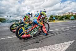 Speedway sobre asfalto en Polonia 001