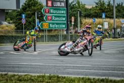 Speedway sobre asfalto en Polonia 002