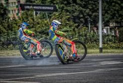 Speedway sobre asfalto en Polonia 003