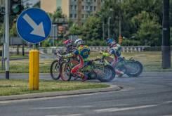 Speedway sobre asfalto en Polonia 004