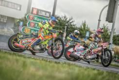 Speedway sobre asfalto en Polonia 005