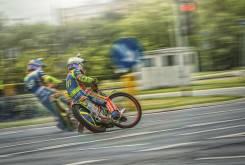 Speedway sobre asfalto en Polonia 006