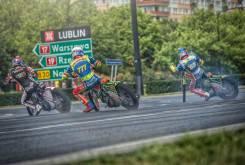 Speedway sobre asfalto en Polonia 010