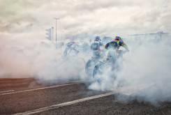 Speedway sobre asfalto en Polonia 011
