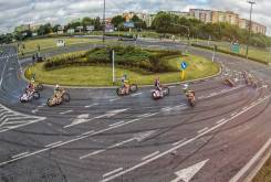 Speedway sobre asfalto en Polonia 012