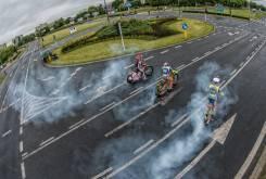 Speedway sobre asfalto en Polonia 013