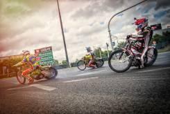 Speedway sobre asfalto en Polonia 014