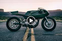 icon triumph thruxton three martini lunch play