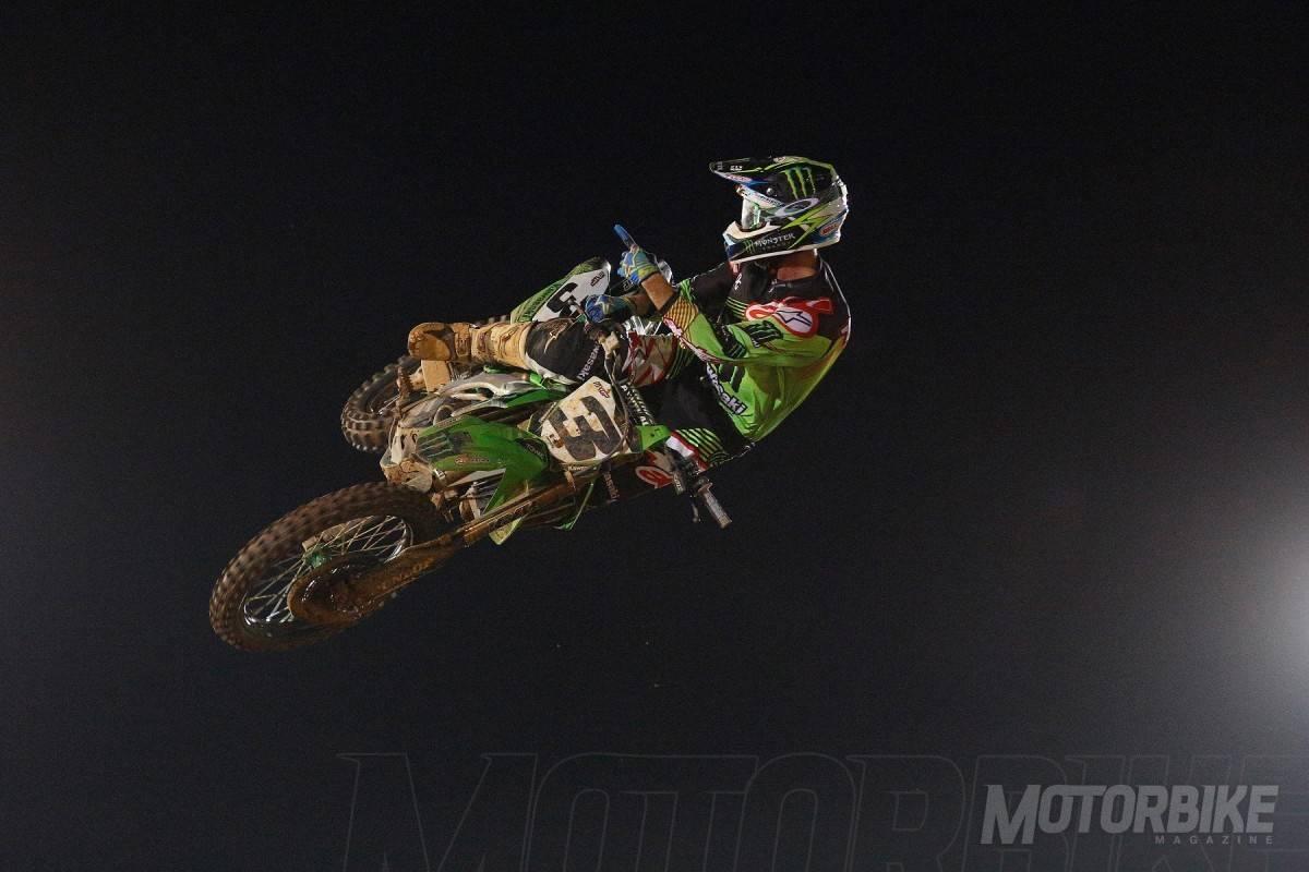 Eli Tomac - Motorbike Magazine