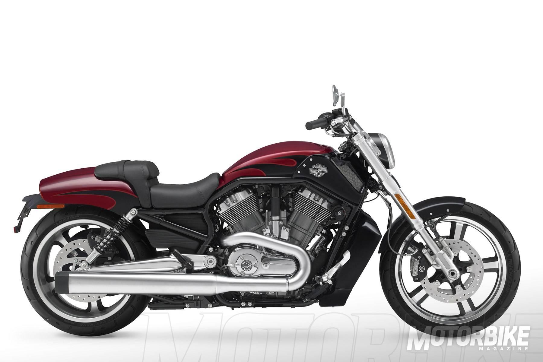Motor en v moto