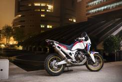 Honda Africa Twin Rally 2017
