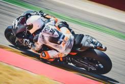 KTM MotoGP Test MotorLand Aragon 02