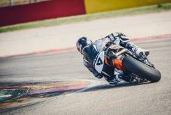 KTM MotoGP Test MotorLand Aragon 08