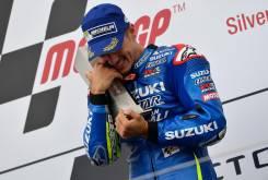 MotoGP Silverstone 2016 Maverick Vinales ganador