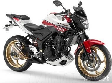 Yamaha MT-03 Authentic 2017