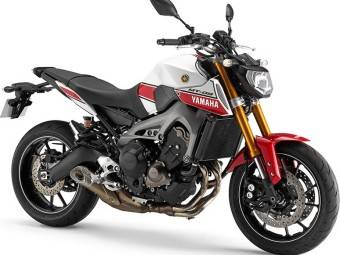 Yamaha MT-09 Authentic 2017