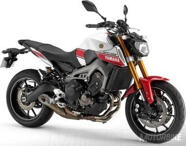 Yamaha MT-09 Authentic 2017