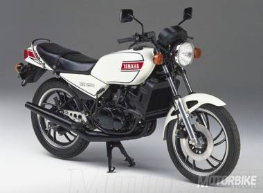 Yamaha RZ 250 4L3 1980