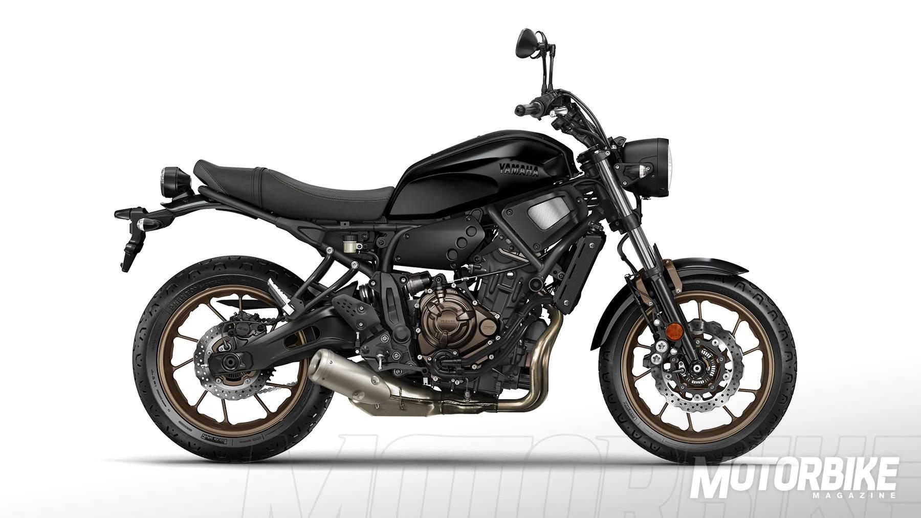 Yamaha XSR700 2017 - Precio, fotos, ficha técnica y motos rivales